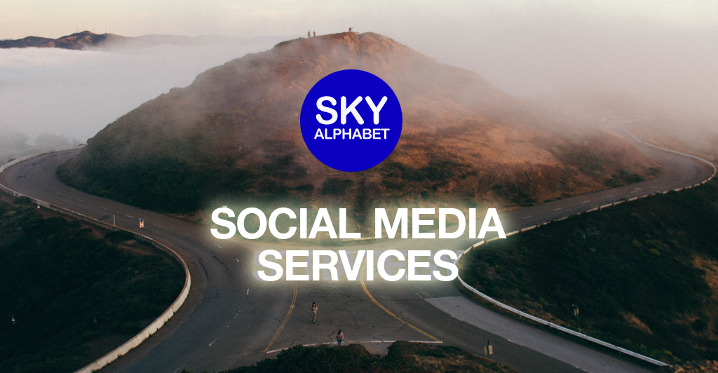 Social media services by Sky Alphabet Social Media Vancouver