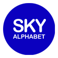 Vancouver Social Media Agency Sky Alphabet