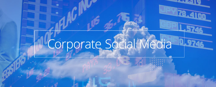 Corporate Social Media by Sky Alphabet Social Media