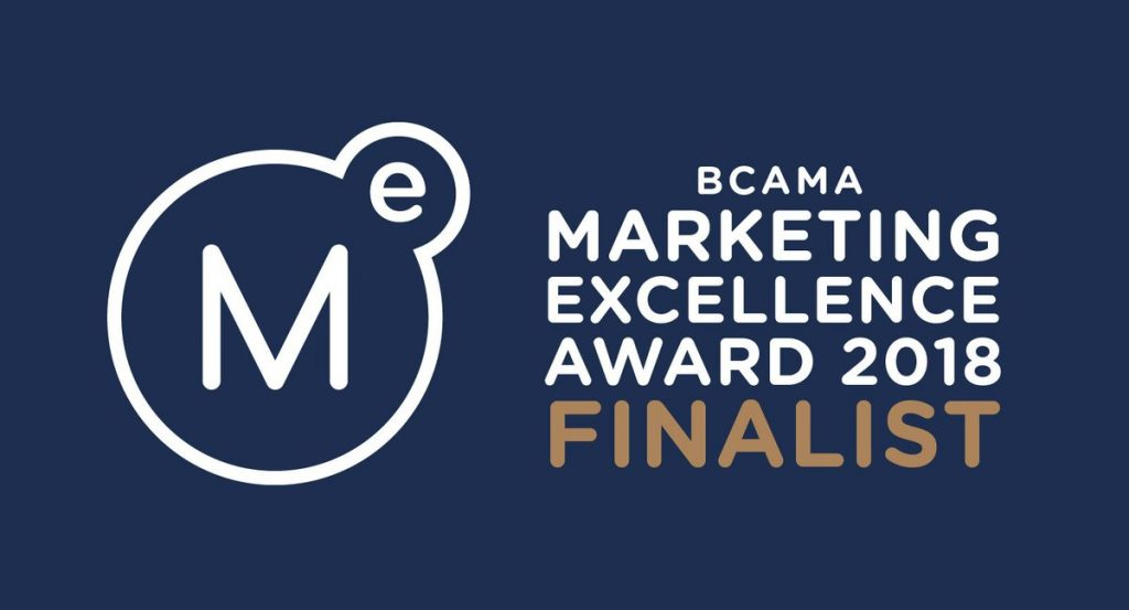 Sky Alphabet BCAMA Marketing Awards 2018 Finalist