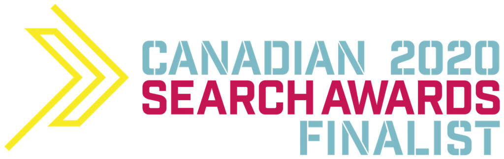 Best use of social media Canadian Search Awards