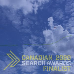canadian search awards finalist