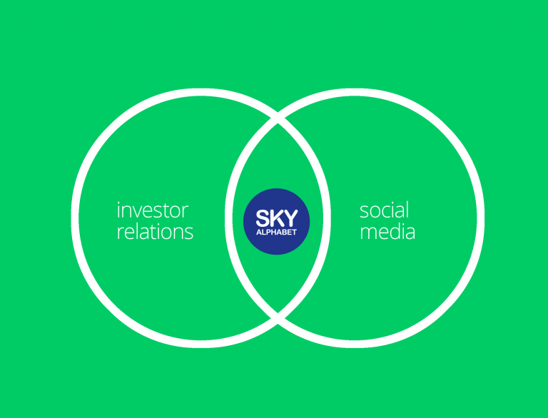 Where investor relations intersects with social media