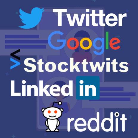 Investors use several social media platforms to research and analyze stocks.