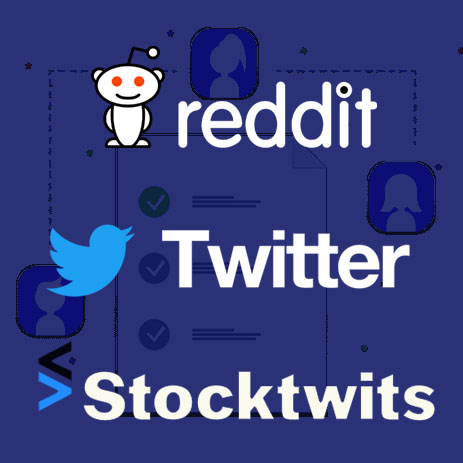 Reddit, Twitter and Stocktwits are all integral to making a decision whether to buy, hold or sell.
