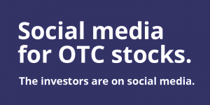 social media for OTC stocks