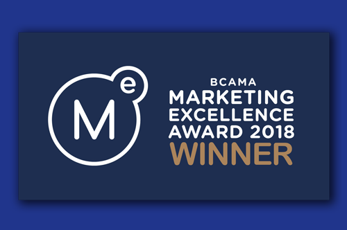"""Feb 8, 2019 Sky Alphabet wins a marketing excellence award for the """"best storytelling"""" campaign from the American Marketing Association (BC Chapter)."""
